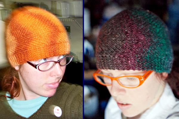 Easy Knitting Pattern For Short Row Slippers : KNITTING SCARF SHORT ROW PATTERNS FREE PATTERNS